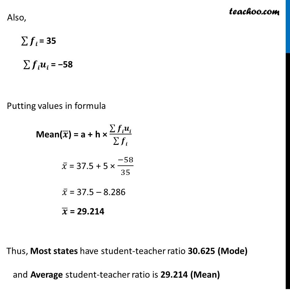Ex 14.2, 4 - Chapter 14 Class 10 Statistics - Part 5