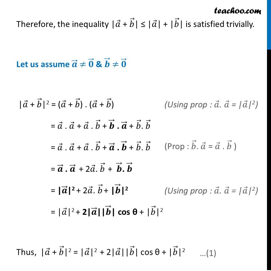 Example 20 - Chapter 10 Class 12 Vector Algebra - Part 2