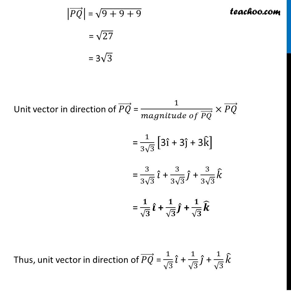 Ex 10.2, 8 - Chapter 10 Class 12 Vector Algebra - Part 2