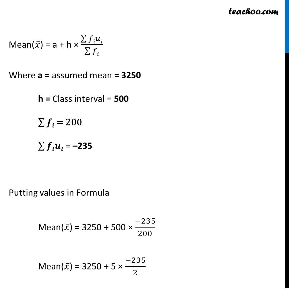 Ex 14.2, 3 - Chapter 14 Class 10 Statistics - Part 5