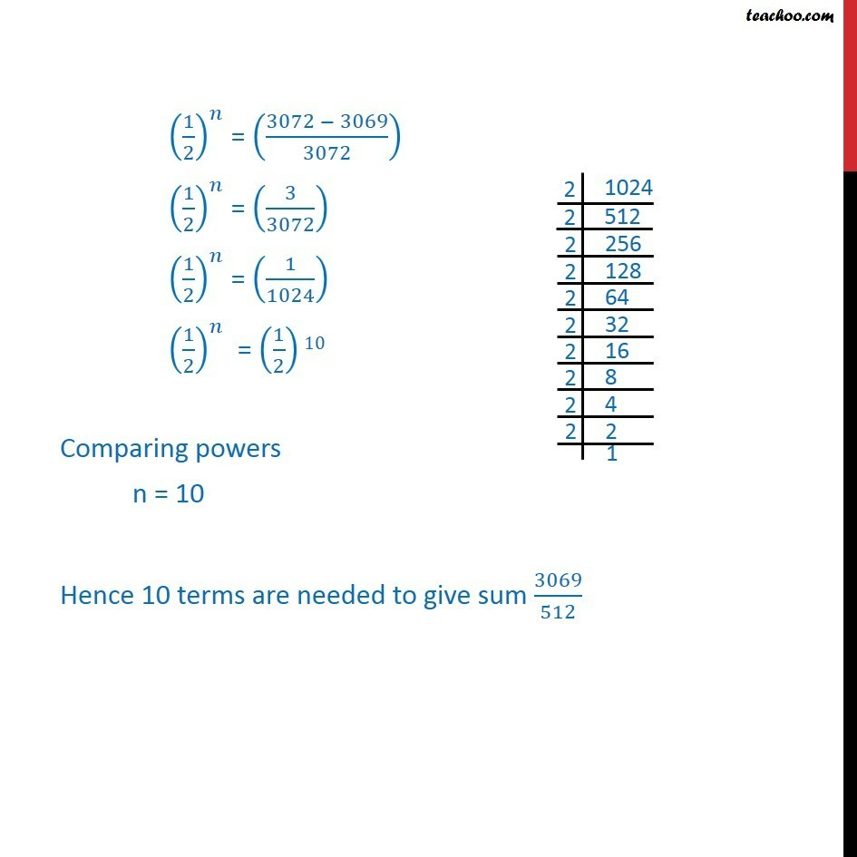 Example 13 - Chapter 9 Class 11 Sequences and Series - Part 3