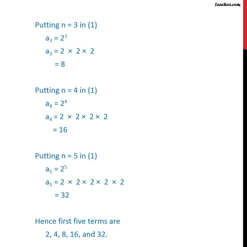 Ex 9.1, 3 - Chapter 9 Class 11 Sequences and Series - Part 2