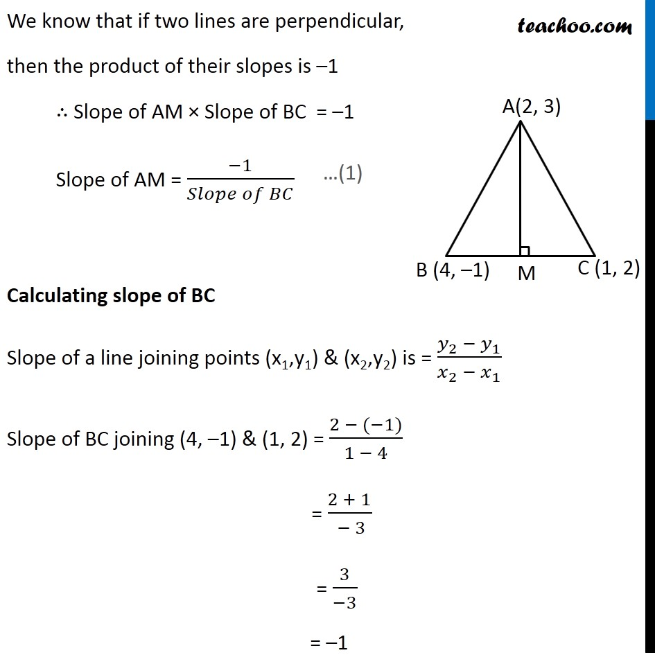 Ex 10.3, 17 - Chapter 10 Class 11 Straight Lines - Part 2