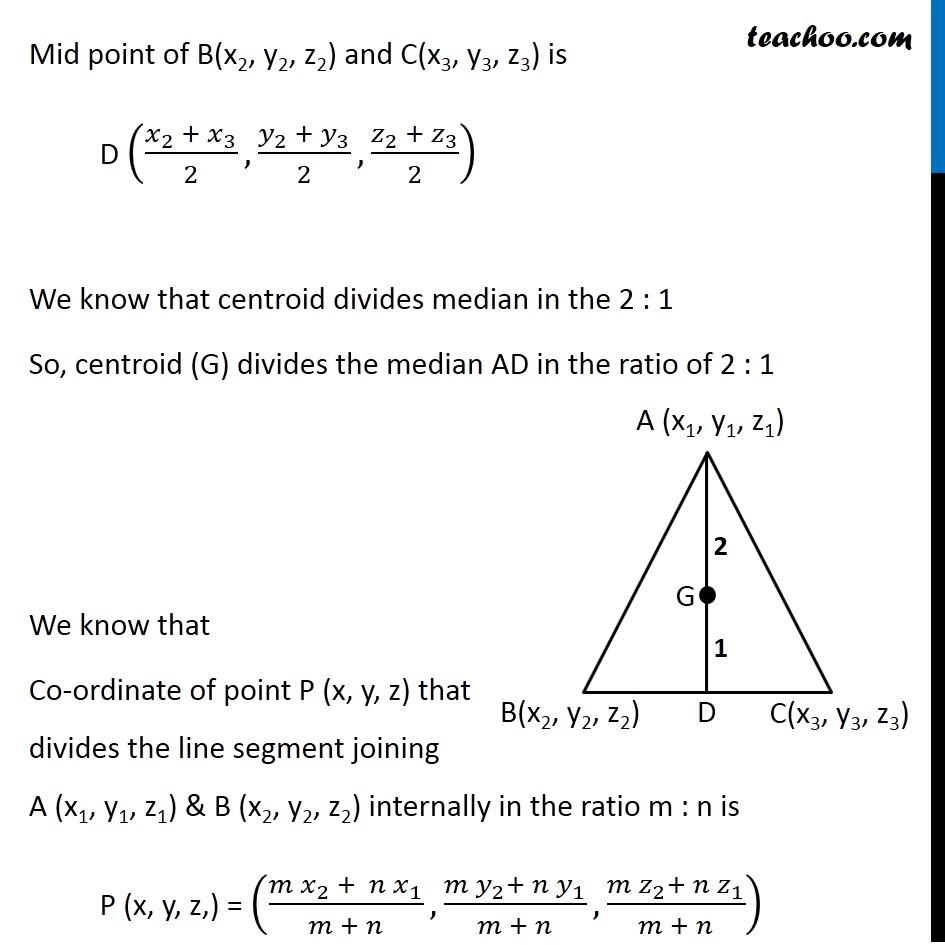Example 9 - Chapter 12 Class 11 Introduction to Three Dimensional Geometry - Part 2