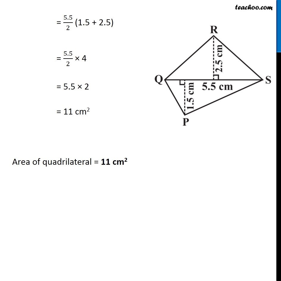 Example 1 (Page 174) - Chapter 11 Class 8 Mensuration - Part 2
