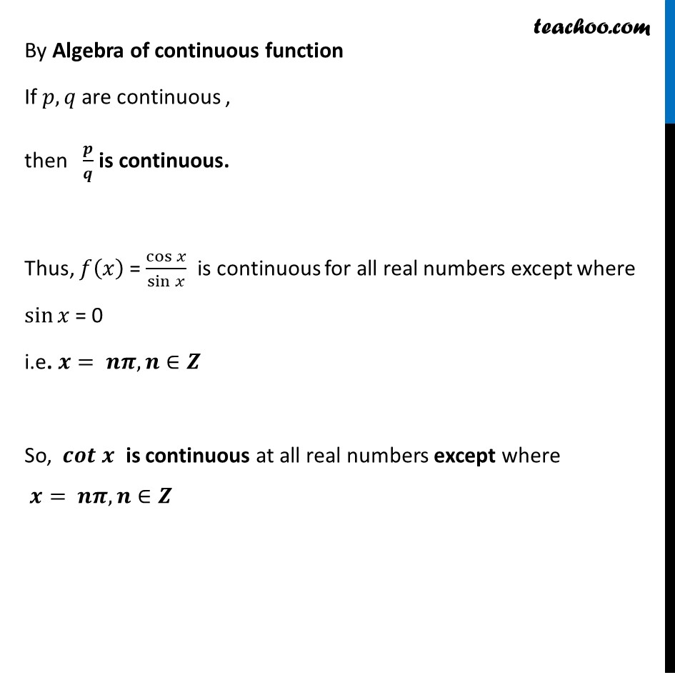 Ex 5.1, 22 (iv) - Chapter 5 Class 12 Continuity and Differentiability - Part 2
