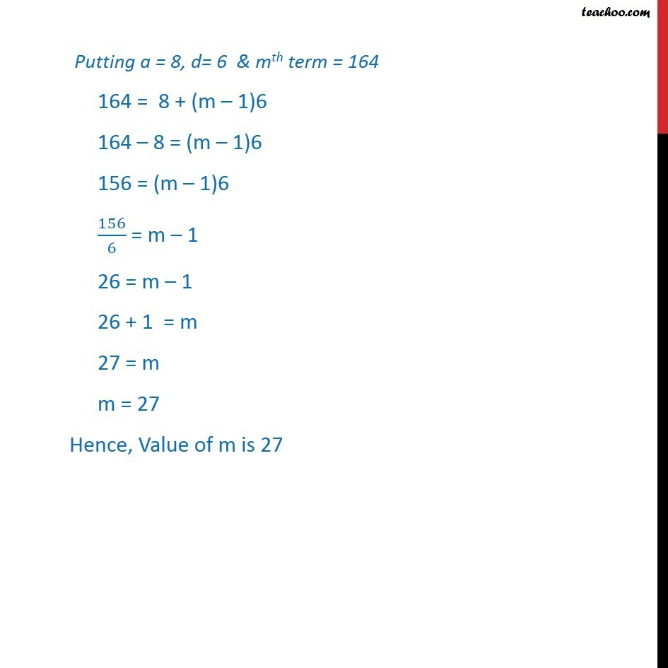 Ex 9.2, 13 - Chapter 9 Class 11 Sequences and Series - Part 4