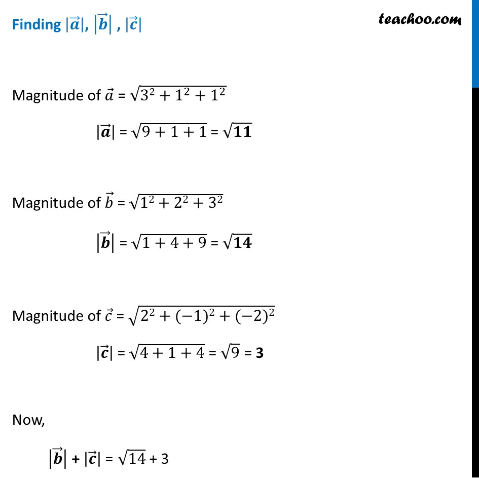 Misc 4 - Chapter 10 Class 12 Vector Algebra - Part 2