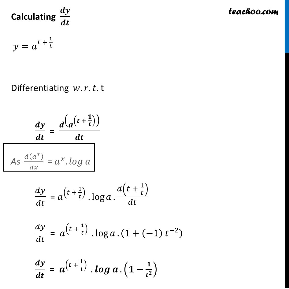 Example 47 - Chapter 5 Class 12 Continuity and Differentiability - Part 2