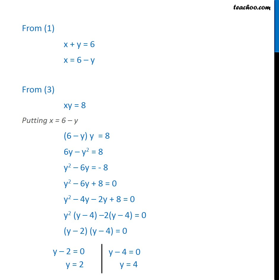 Ex 3.1, 6 - Chapter 3 Class 12 Matrices - Part 3
