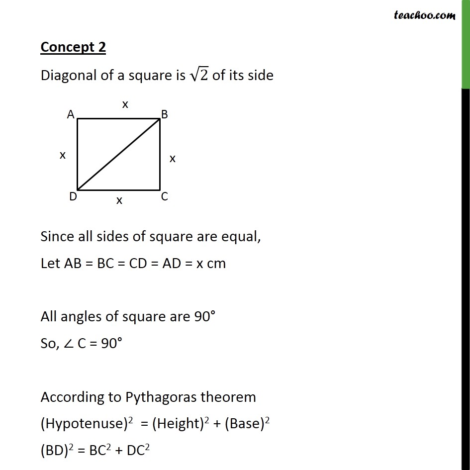 Ex 6.4, 7 - Chapter 6 Class 10 Triangles - Part 2