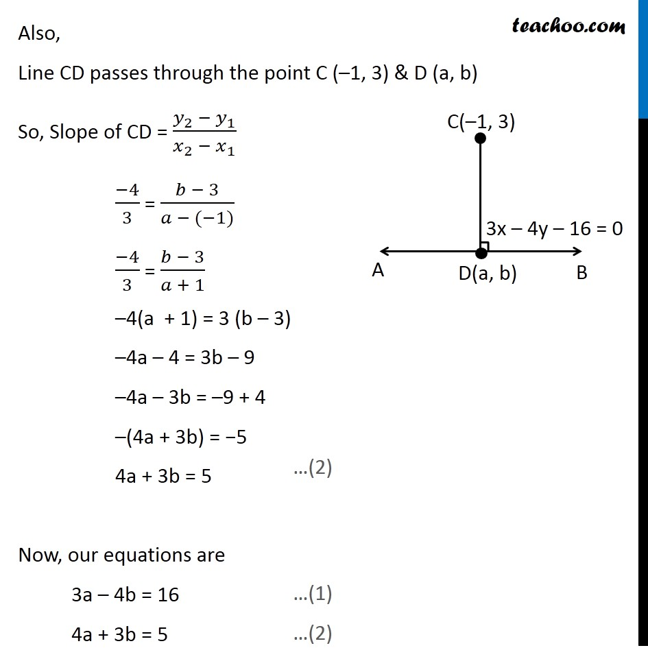 Ex 10.3, 14 - Chapter 10 Class 11 Straight Lines - Part 4
