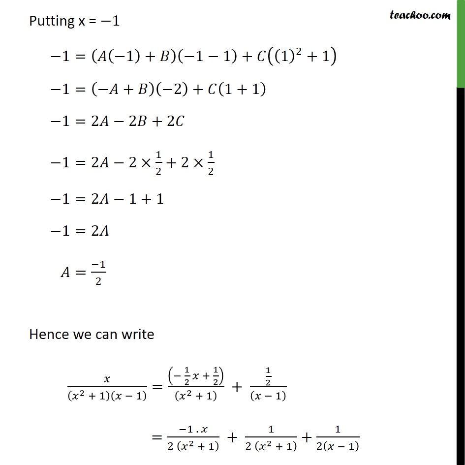 Ex 7.5, 7 - Chapter 7 Class 12 Integrals - Part 3