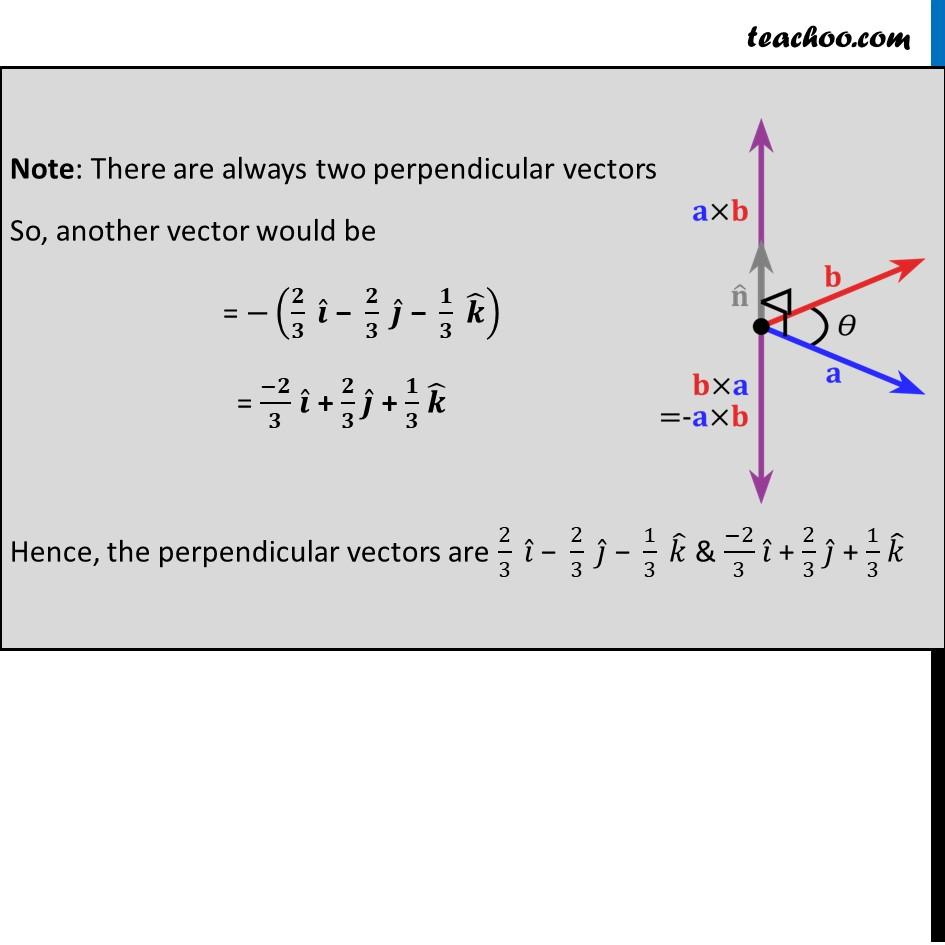 Ex 10.4, 2 - Chapter 10 Class 12 Vector Algebra - Part 4
