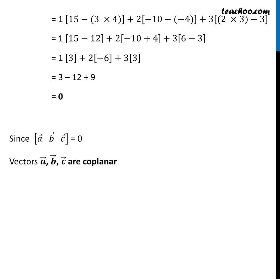 Example 27 (Supplementary NCERT) - Chapter 10 Class 12 Vector Algebra - Part 2