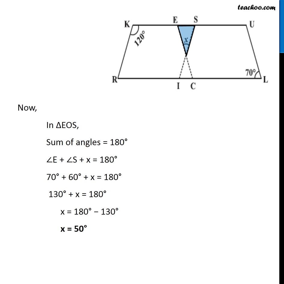 Ex 3.3, 9 - Chapter 3 Class 8 Understanding Quadrilaterals - Part 3