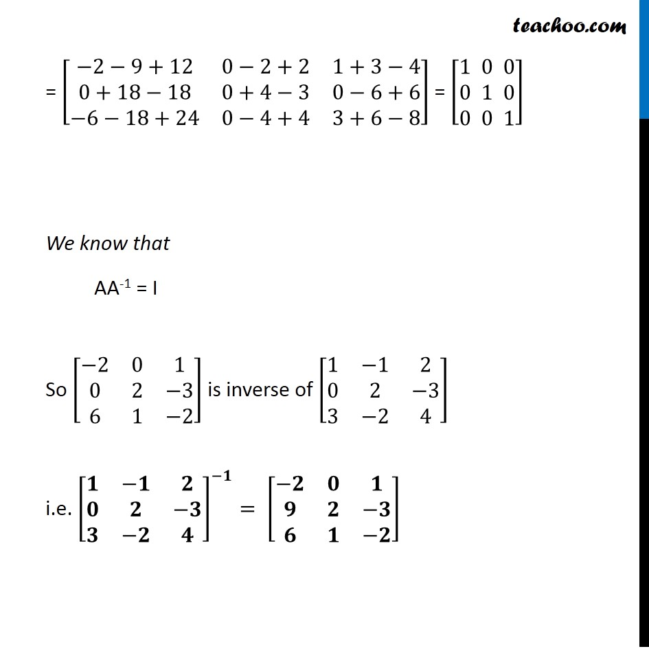 Example 33 - Chapter 4 Class 12 Determinants - Part 2
