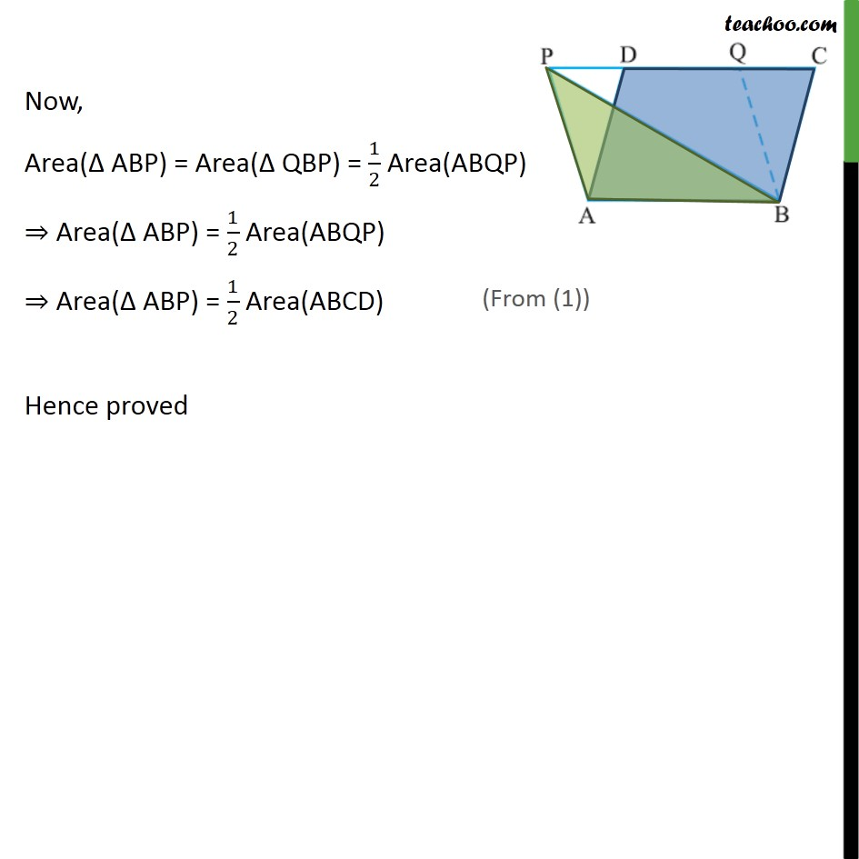 Example 2 - Chapter 9 Class 9 Areas of Parallelograms and Triangles - Part 6