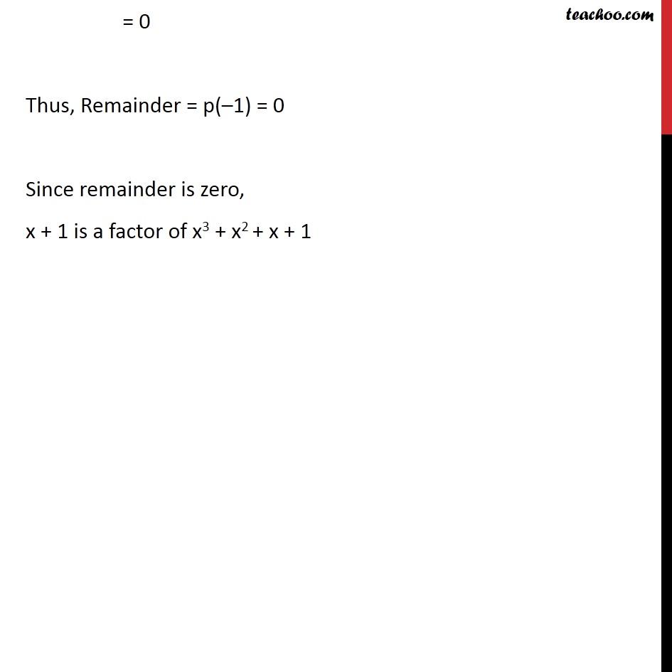 Ex 2.4,1 - Chapter 2 Class 9 Polynomials - Part 2