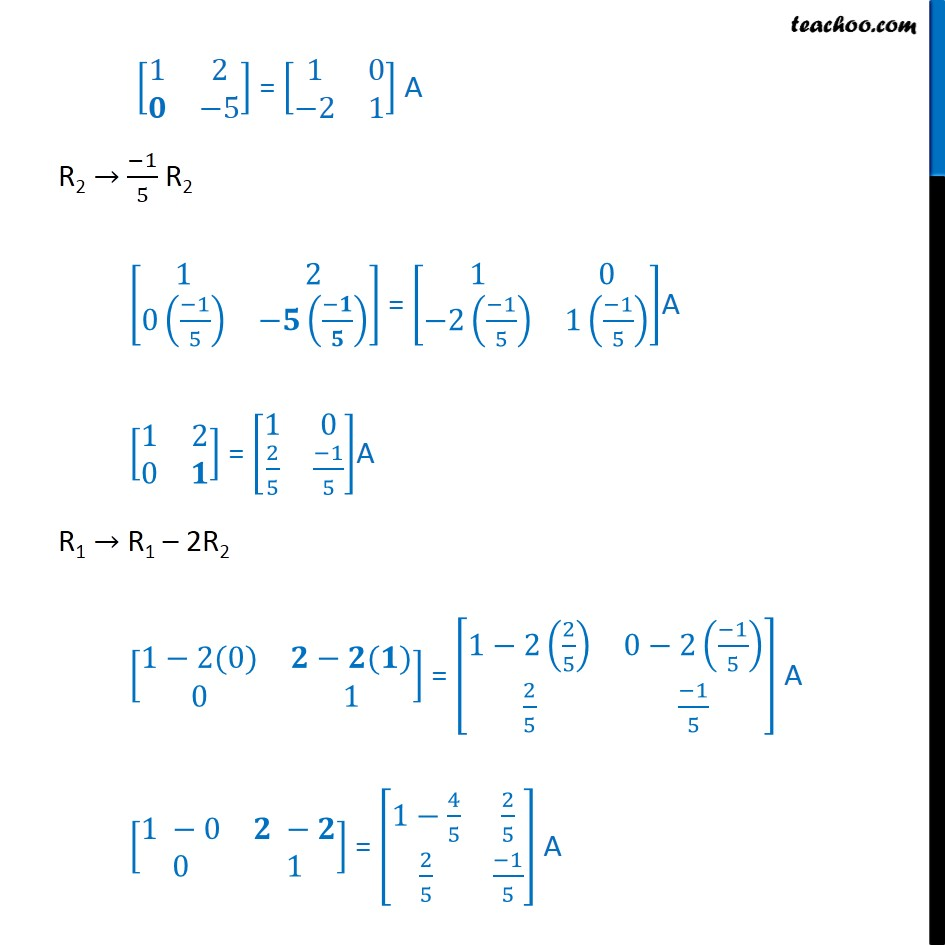Example 23 - Chapter 3 Class 12 Matrices - Part 2
