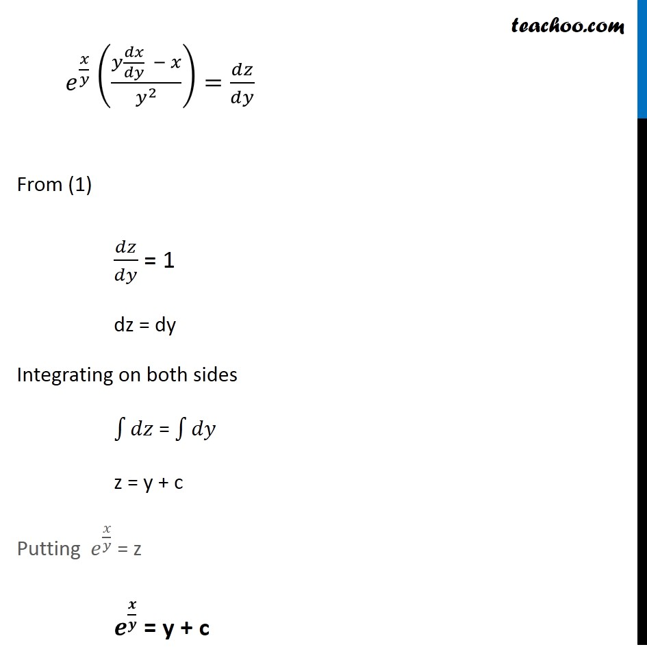 Misc 10 - Chapter 9 Class 12 Differential Equations - Part 3