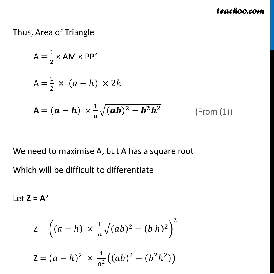Misc 8 - Chapter 6 Class 12 Application of Derivatives - Part 5