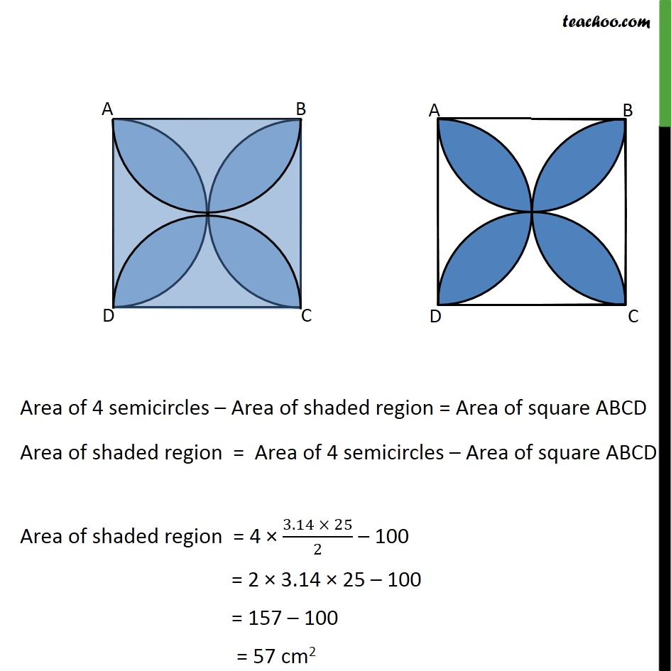 Example 6 - Chapter 12 Class 10 Areas related to Circles - Part 7