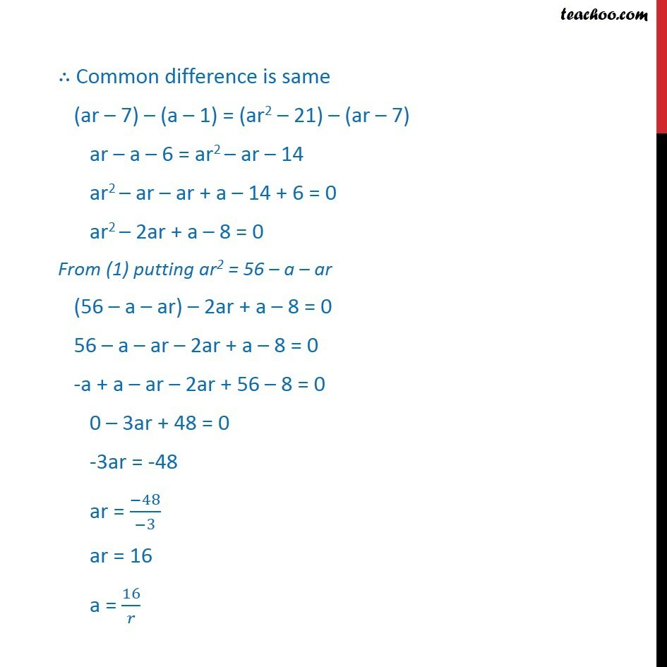Misc 10 - Chapter 9 Class 11 Sequences and Series - Part 2