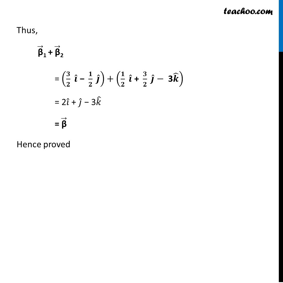 Example 30 - Chapter 10 Class 12 Vector Algebra - Part 4