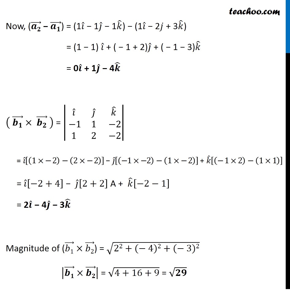 Ex 11.2, 17 - Chapter 11 Class 12 Three Dimensional Geometry - Part 2
