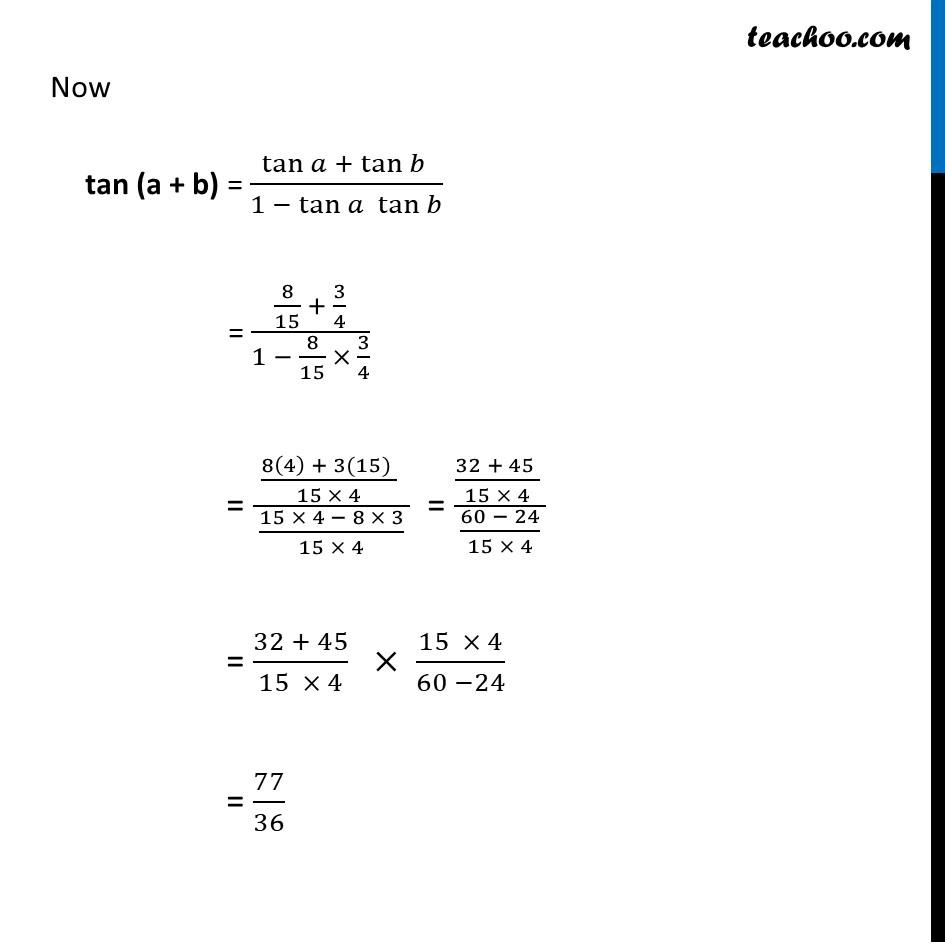 Misc. 4 - Chapter 2 Class 12 Inverse Trigonometric Functions - Part 3