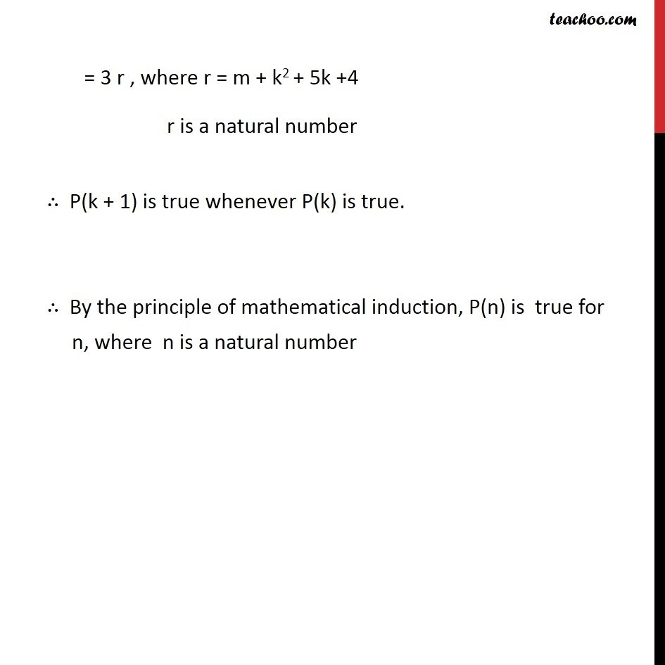 Ex 4.1, 19 - Chapter 4 Class 11 Mathematical Induction - Part 5