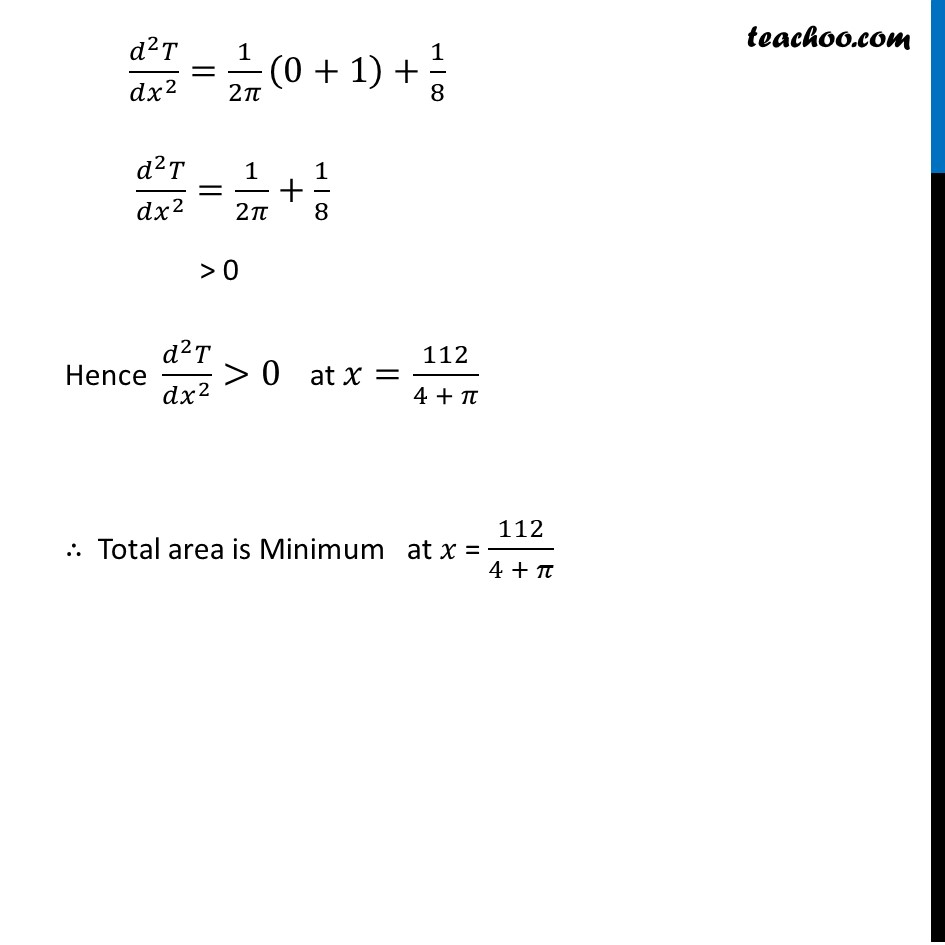 Ex 6.5,22 - Chapter 6 Class 12 Application of Derivatives - Part 5