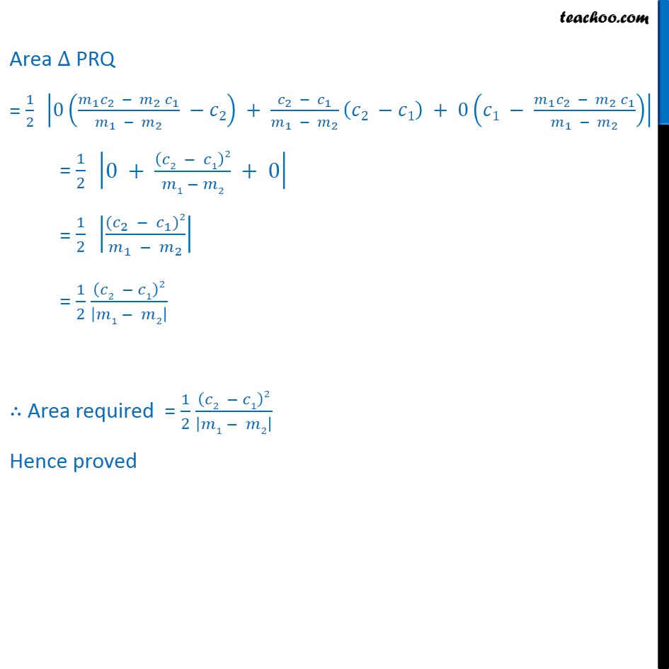 Example 23 - Chapter 10 Class 11 Straight Lines - Part 5