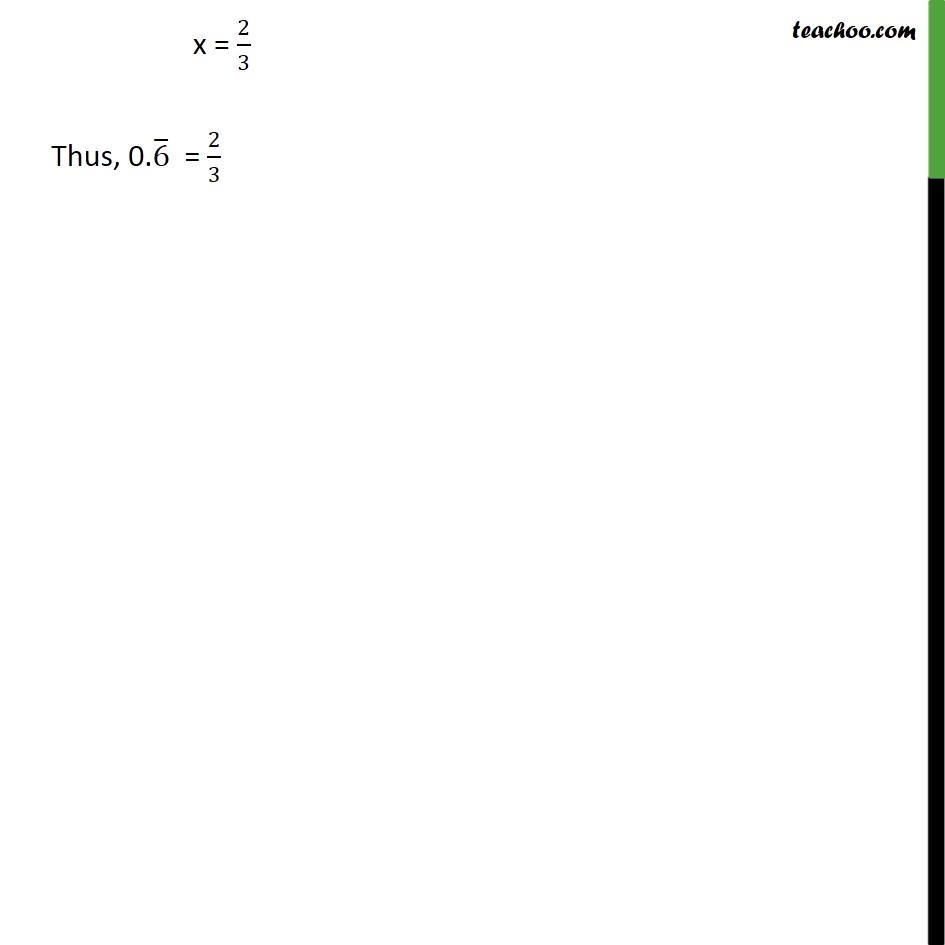 Ex 1.3,3 - Chapter 1 Class 9 Number Systems - Part 2