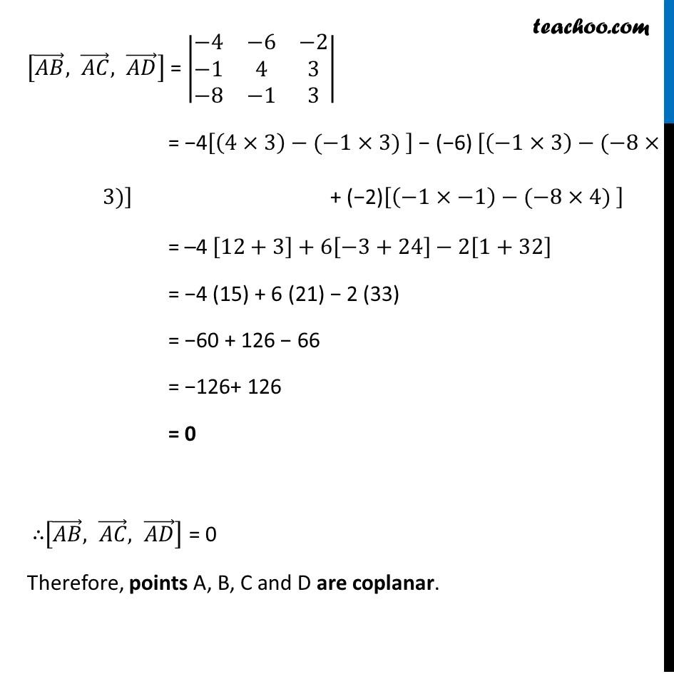 Example 29 (Supplementary NCERT) - Chapter 10 Class 12 Vector Algebra - Part 2