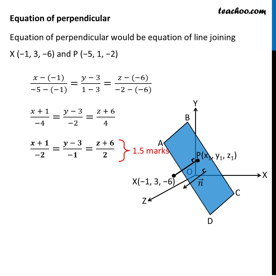 Question 37 (Choice 2) - CBSE Class 12 Sample Paper for 2021 Boards - Part 5