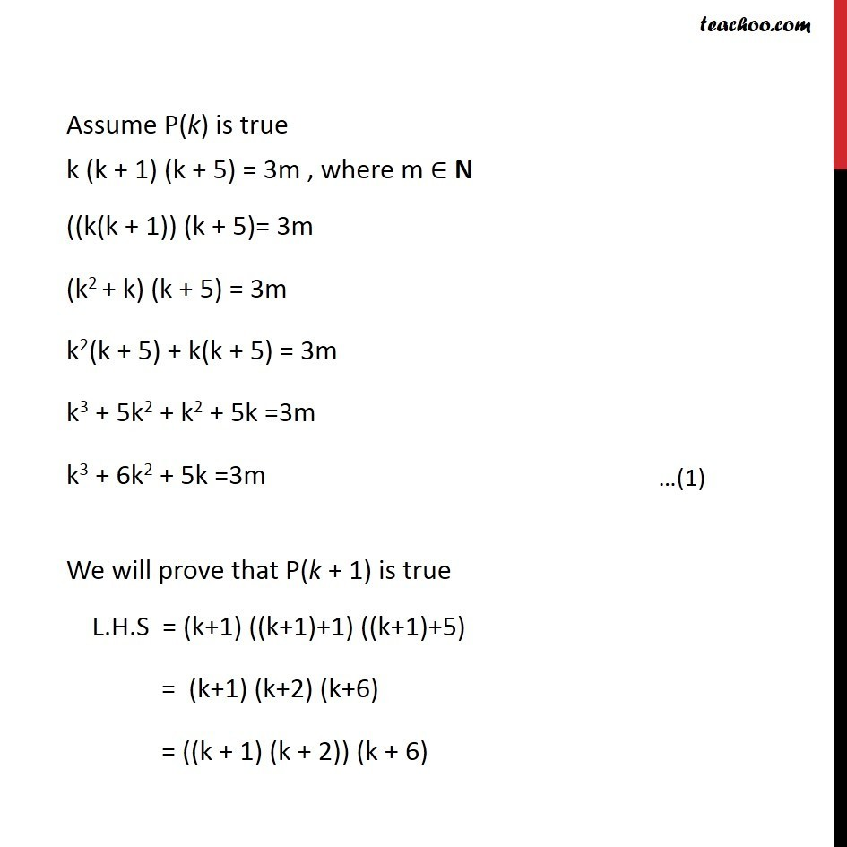 Ex 4.1, 19 - Chapter 4 Class 11 Mathematical Induction - Part 3