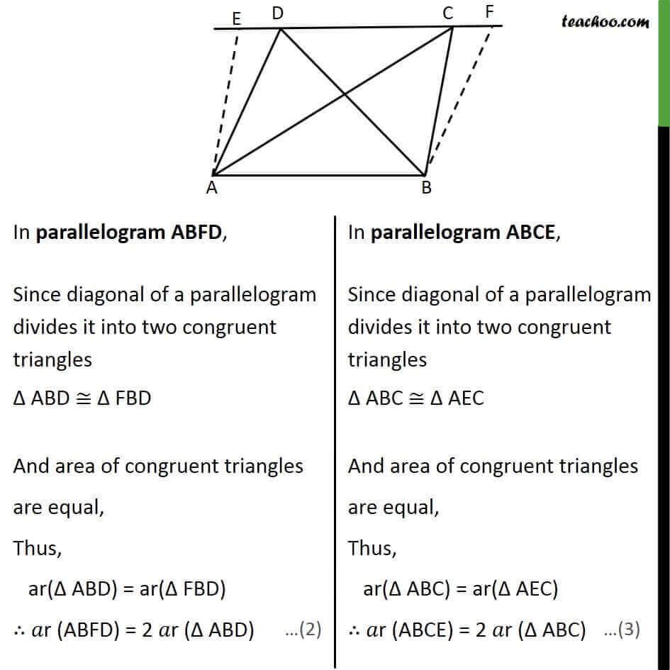6 Theorem 9.2 - ABD = ar ABC Hence proved.jpg