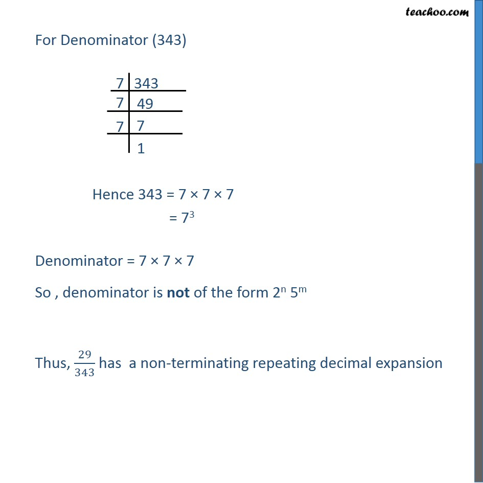 Ex 1.4, 1 - Chapter 1 Class 10 Real Numbers - Part 10