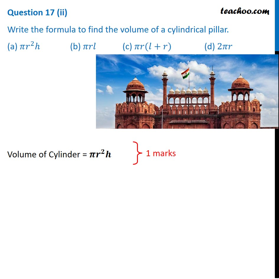 Question 17 - CBSE Class 10 Sample Paper for 2021 Boards - Maths Basic - Part 3