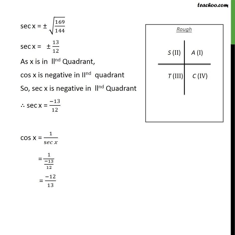Ex 3.2, 5 - Chapter 3 Class 11 Trigonometric Functions - Part 2
