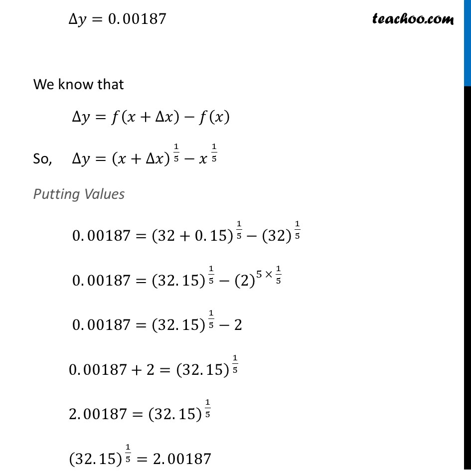 Ex 6.4, 1 (xv) - Chapter 6 Class 12 Application of Derivatives - Part 3