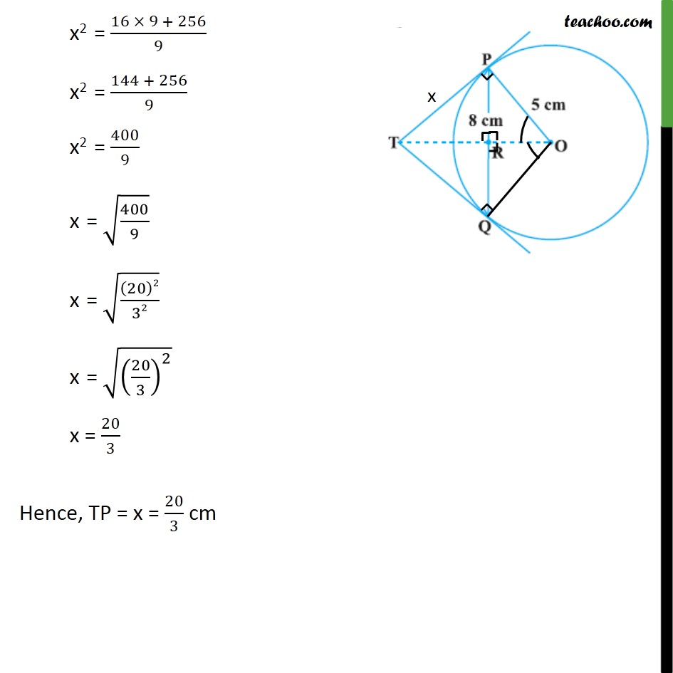 Example 3 - Chapter 10 Class 10 Circles - Part 12