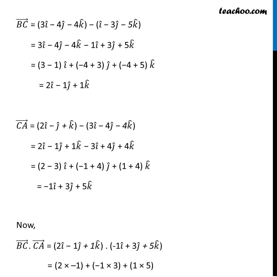 Ex 10.3, 17 - Chapter 10 Class 12 Vector Algebra - Part 2