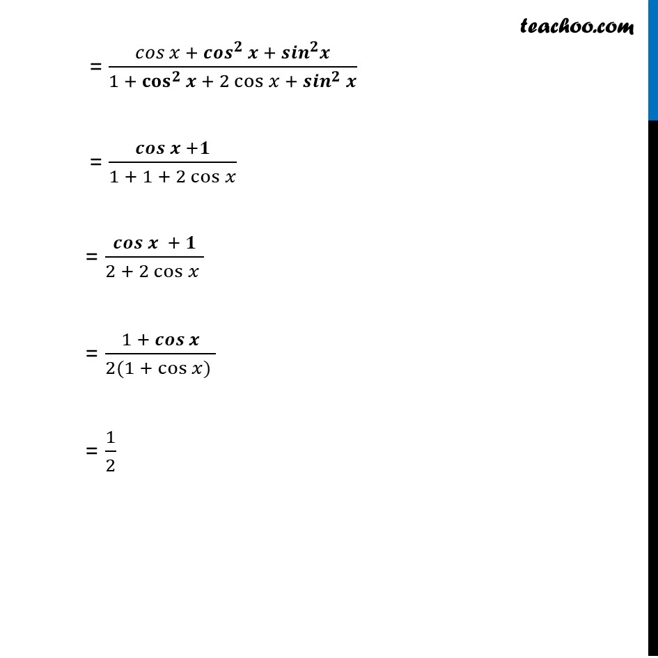 Example 45 - Chapter 5 Class 12 Continuity and Differentiability - Part 6