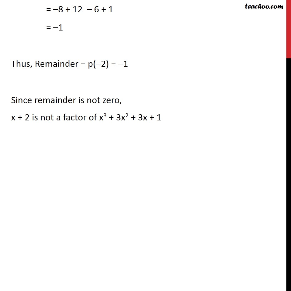 Ex 2.4,2 - Chapter 2 Class 9 Polynomials - Part 4