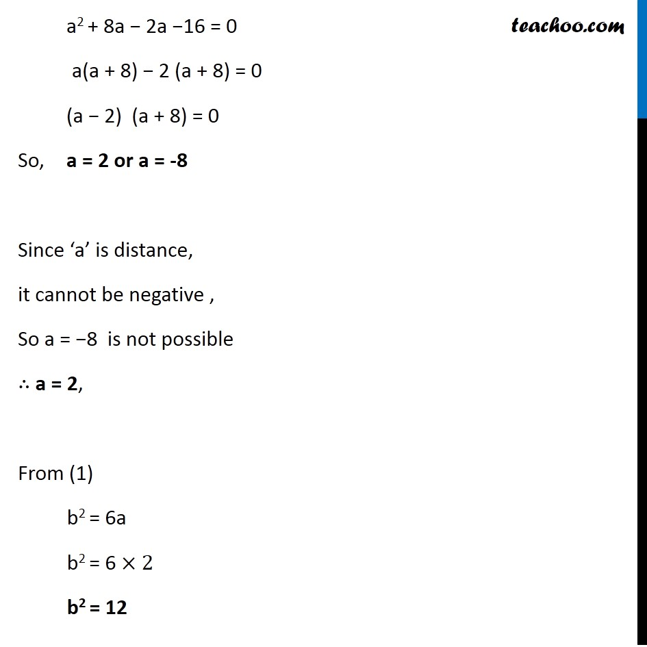 Ex 11.4,  13 - Chapter 11 Class 11 Conic Sections - Part 3