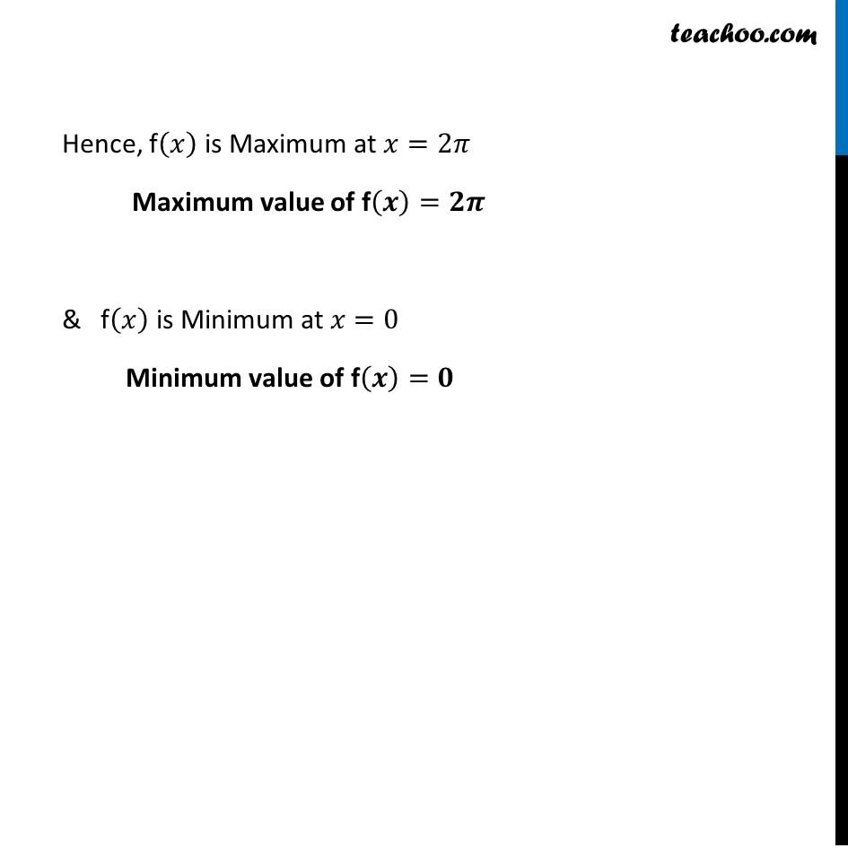 Ex 6.5,12 - Chapter 6 Class 12 Application of Derivatives - Part 9