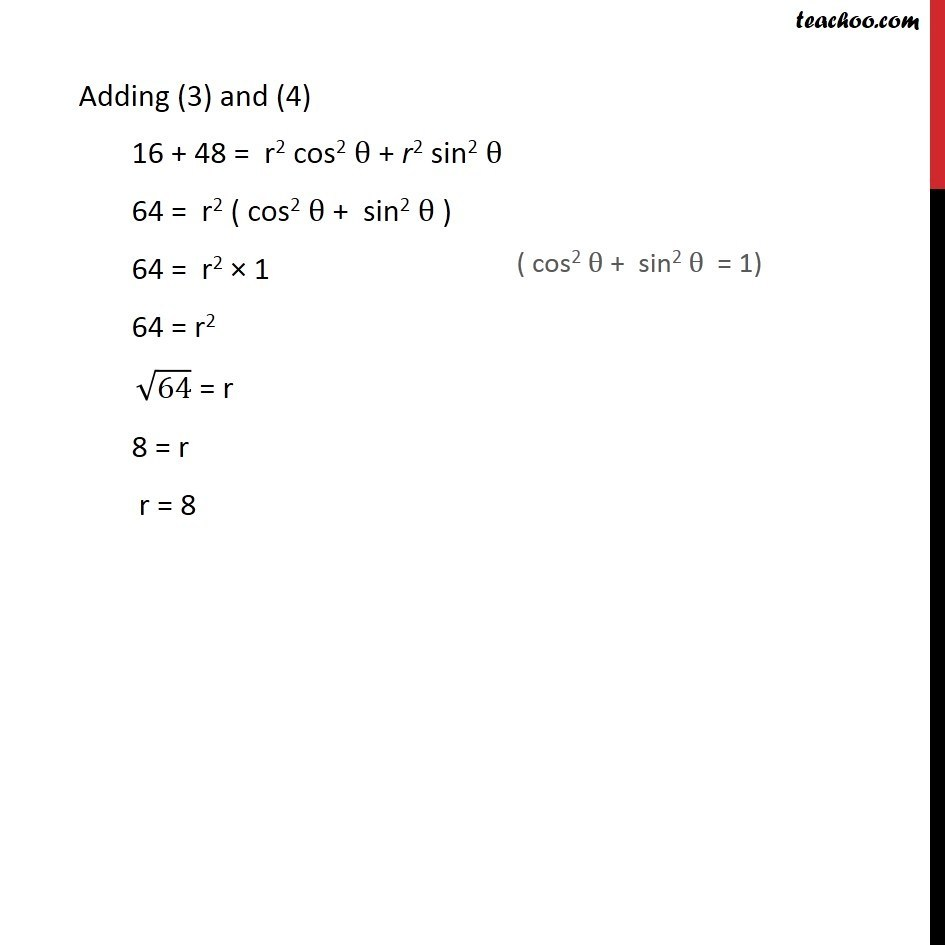 Example 8 - Chapter 5 Class 11 Complex Numbers - Part 4